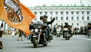 HARLEY DAYS В САНКТ-ПЕТЕРБУРГЕ