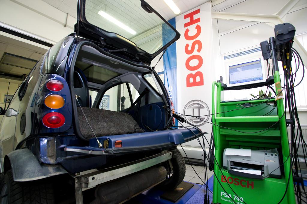 Есть 300-ый Бош Авто Сервис в России!