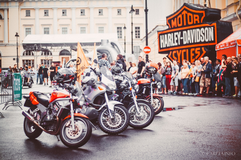 Harley Days. Born to be...