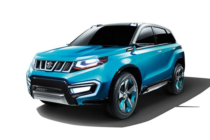 ММАС 2014 Концептуальные премьеры от Suzuki