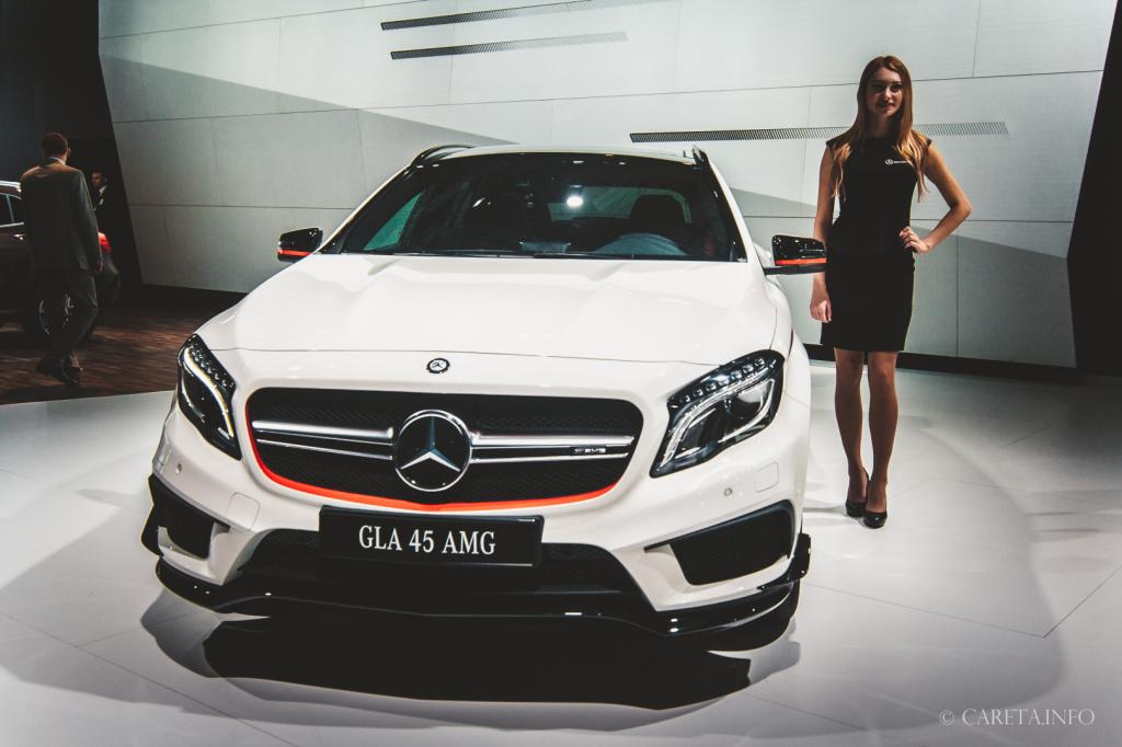 ММАС 2014: Mercedes Benz – только  AMG, только хардкор!