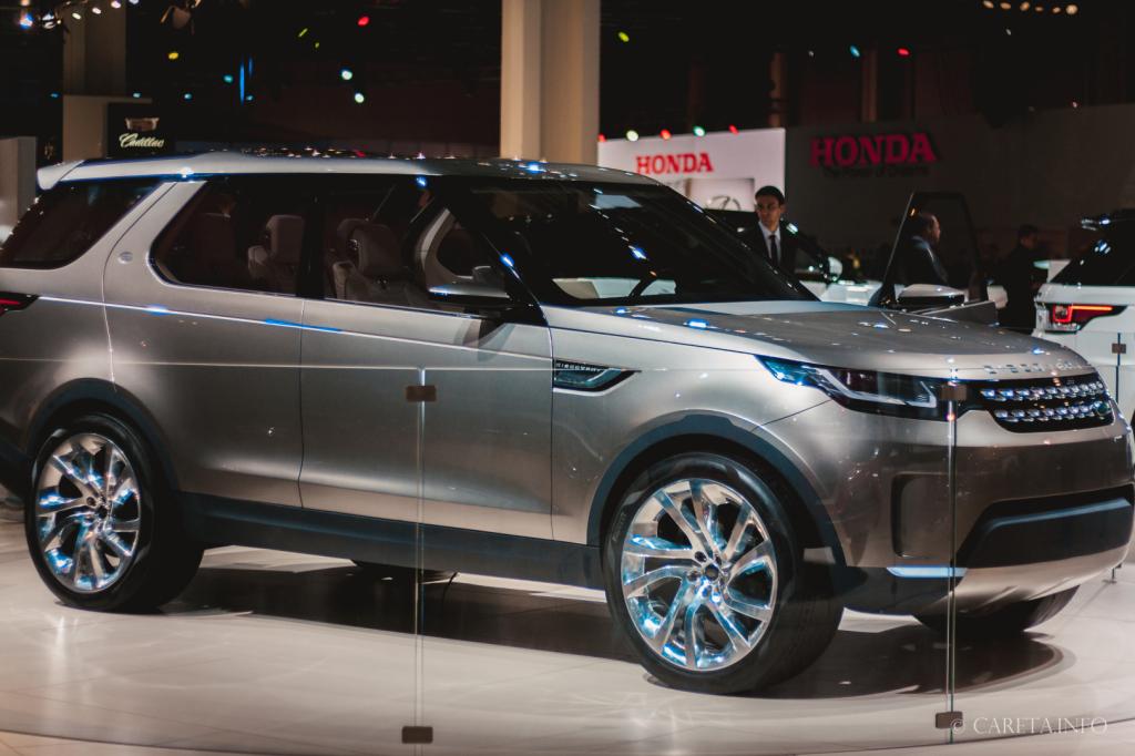 ММАС 2014: Jaguar Land Rover – от внедорожников до спорткаров