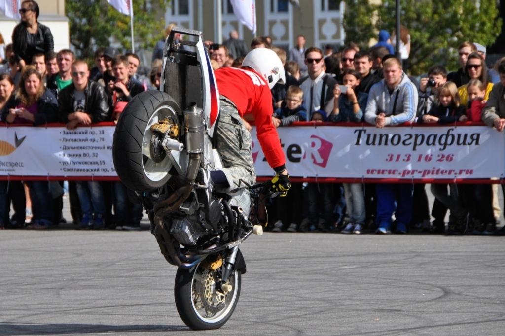 INTERIO Stunt Cup 2014