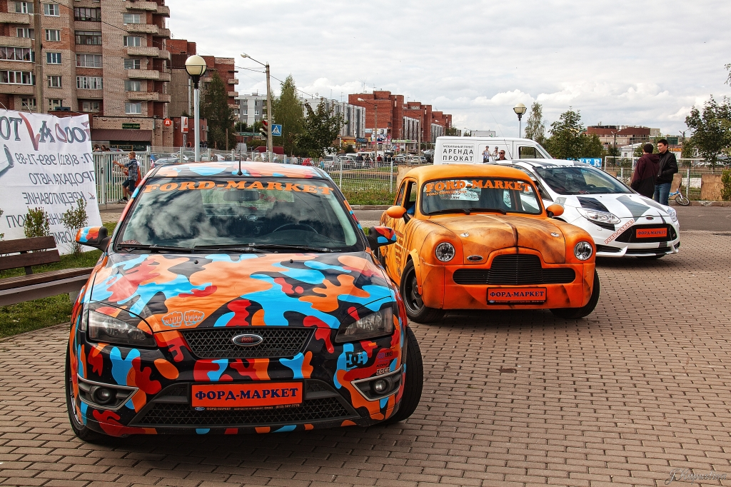 Гатчина Авто-Мото выставка