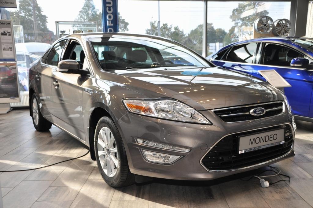 Аларм-Моторс Озерки: новая серия Transit, новинки от Ford и успехи