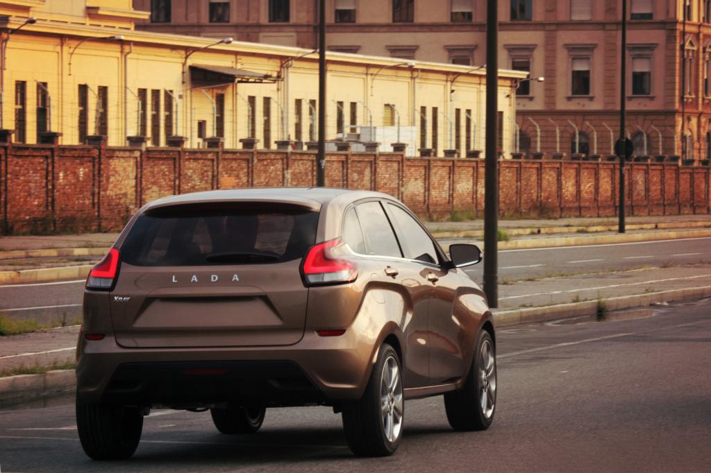 ММАС 2014: Lada X-RAY – будущее или настоящее АвтоВАЗа?