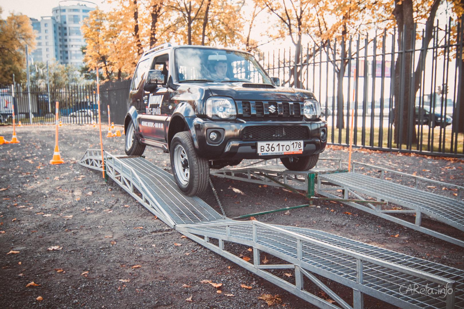 Идеал для российских дорог