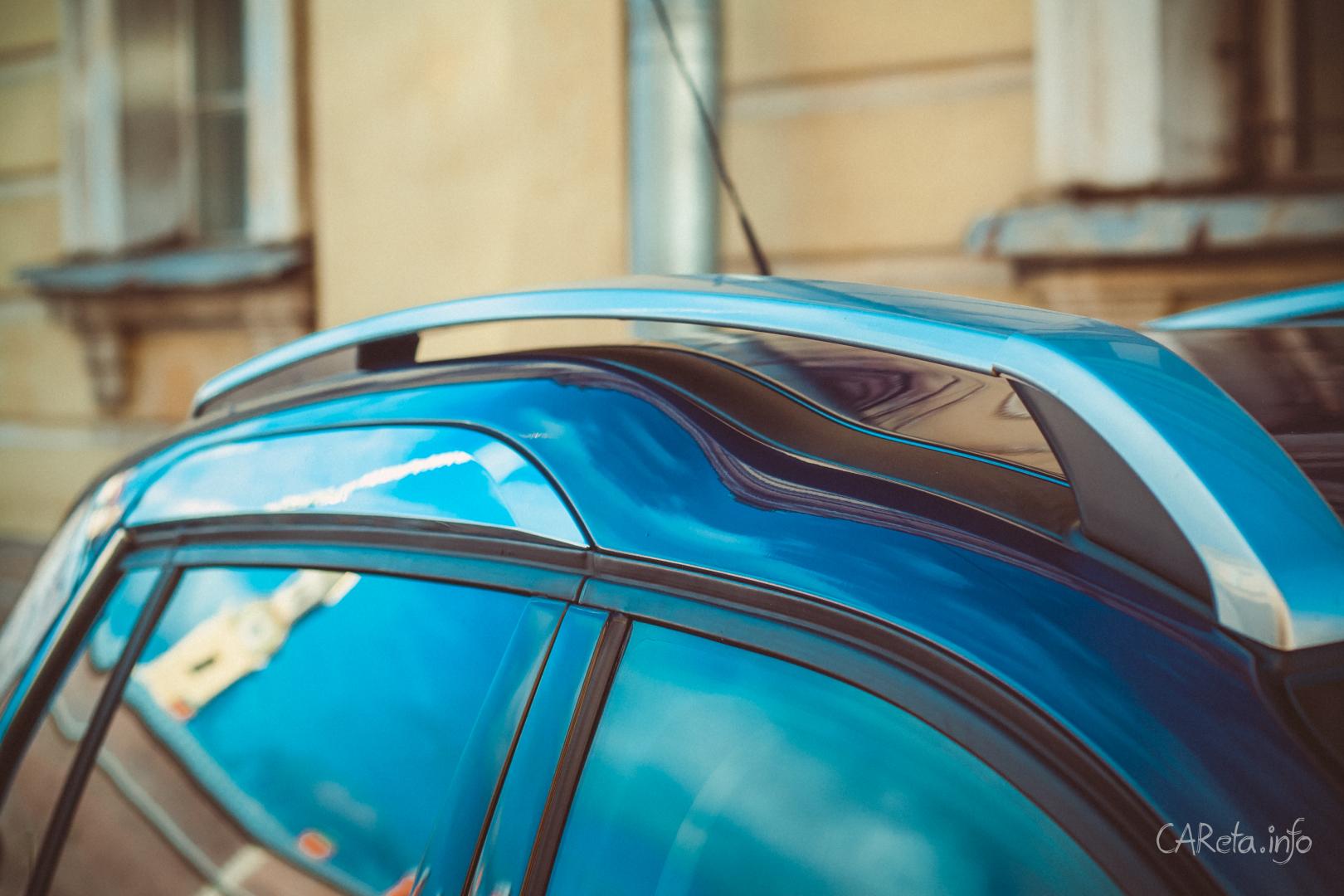 Как выглядит Peugeot 2008 глазами мужчины