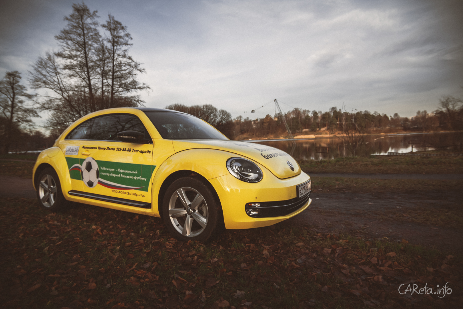 """Жуку"" могут подрезать крылья: будущее VW Beetle туманно"