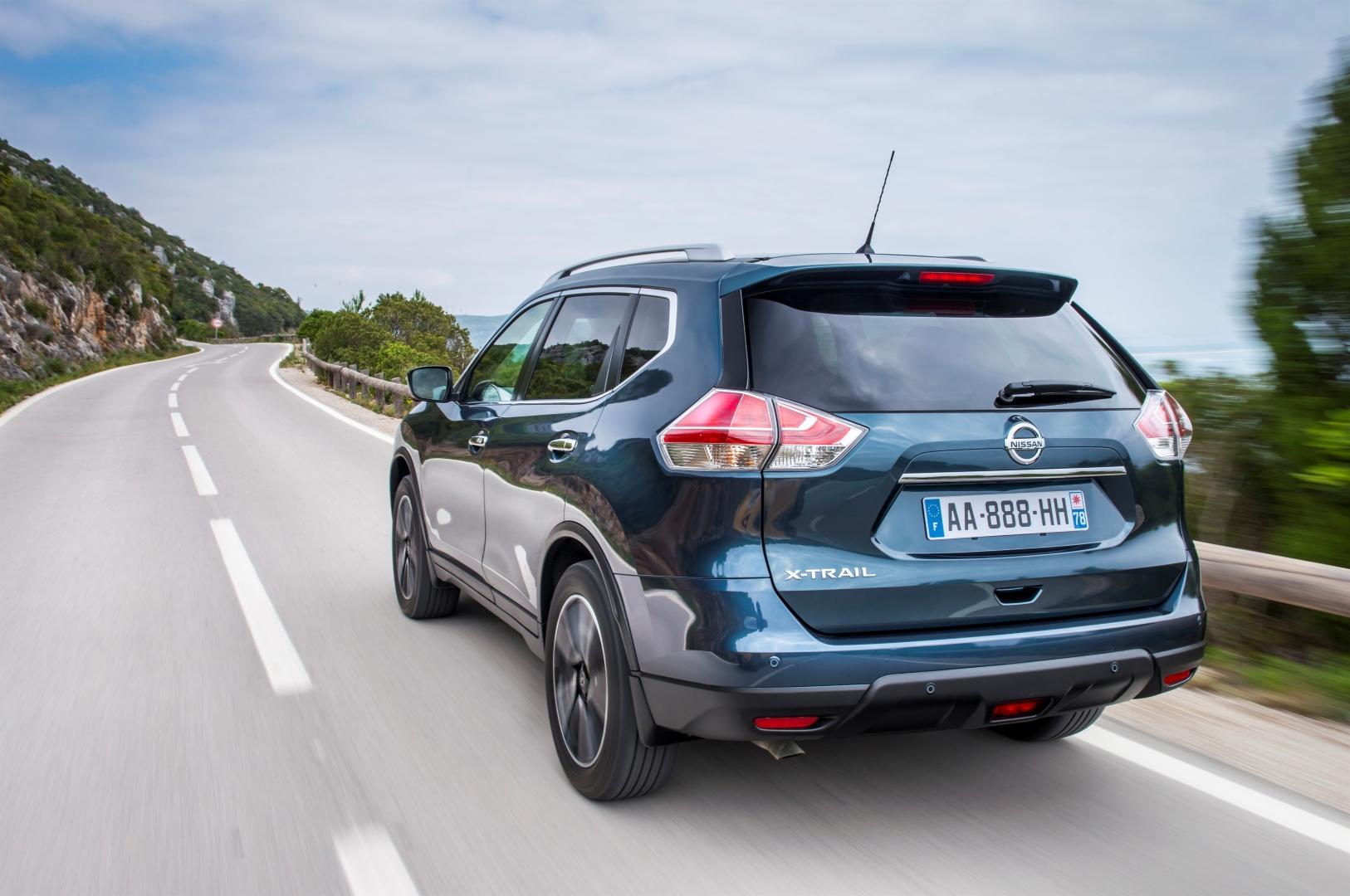 Новый Nissan X-Trail: процесс запущен