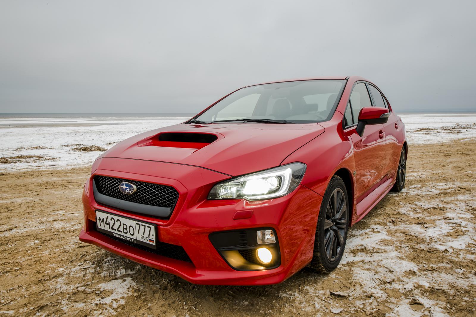 """""""Болезнь Subaru"""": WRX вызывает привыкание!"""
