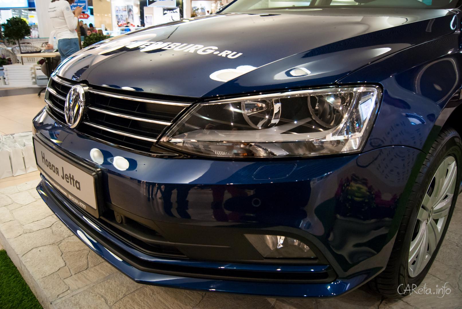 Новая Volkswagen Jetta: специально для России