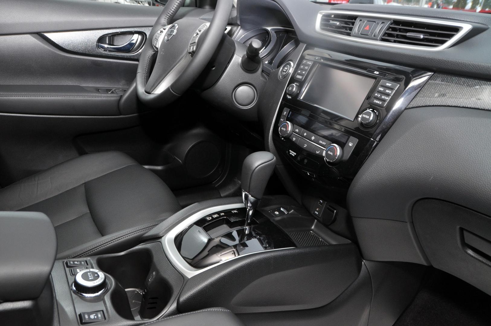 Блиц-тест Nissan X-Trail 2015