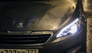 Больше, чем Das Auto: мужской тест-драйв Peugeot 308