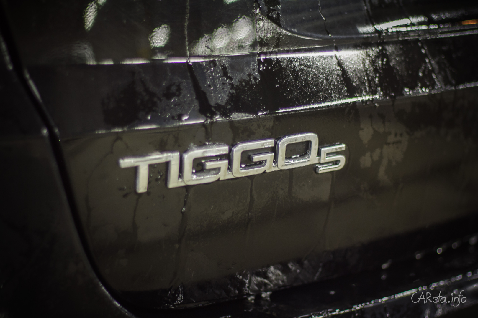 Chery Tiggo 5. Китайский джип: почти получилось