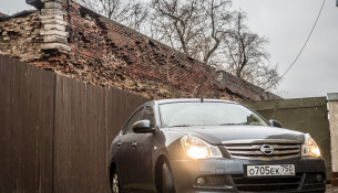 Nissan остановит конвейер Almera в России