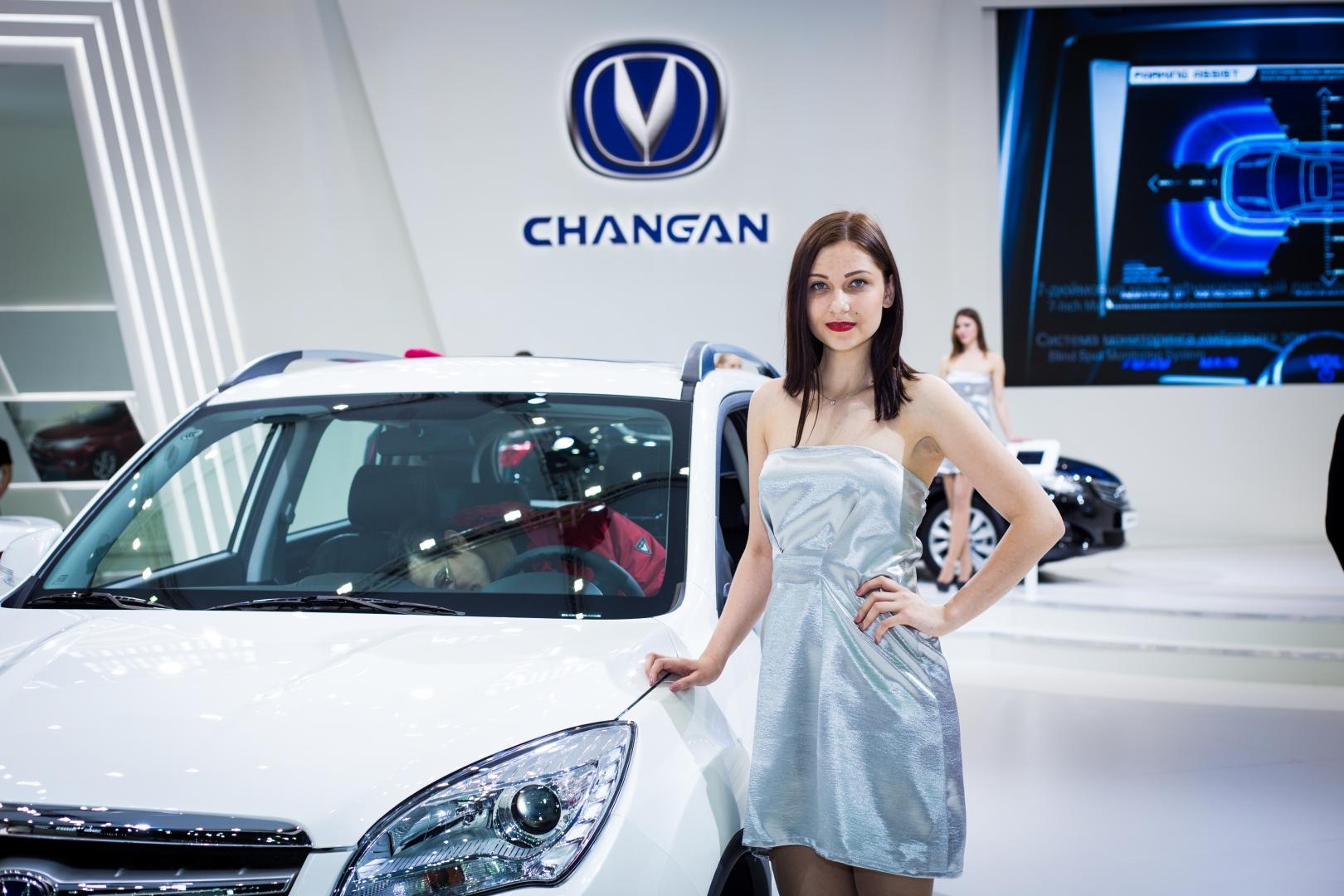 Что мы знаем о бренде Changan