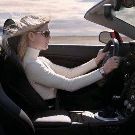 Блондинка на шоссе: часть первая. Начало пути