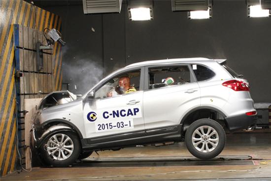 Chery Tiggo 5: пять звезд C-NCAP