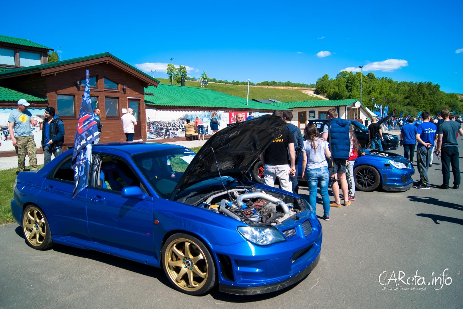 SubaFest 2015: дорогу японцам!