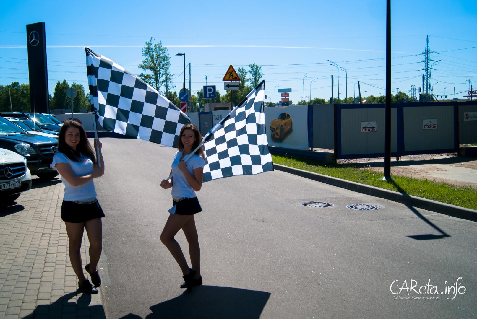 AMG Performance Tour 2015: свободу скорости!