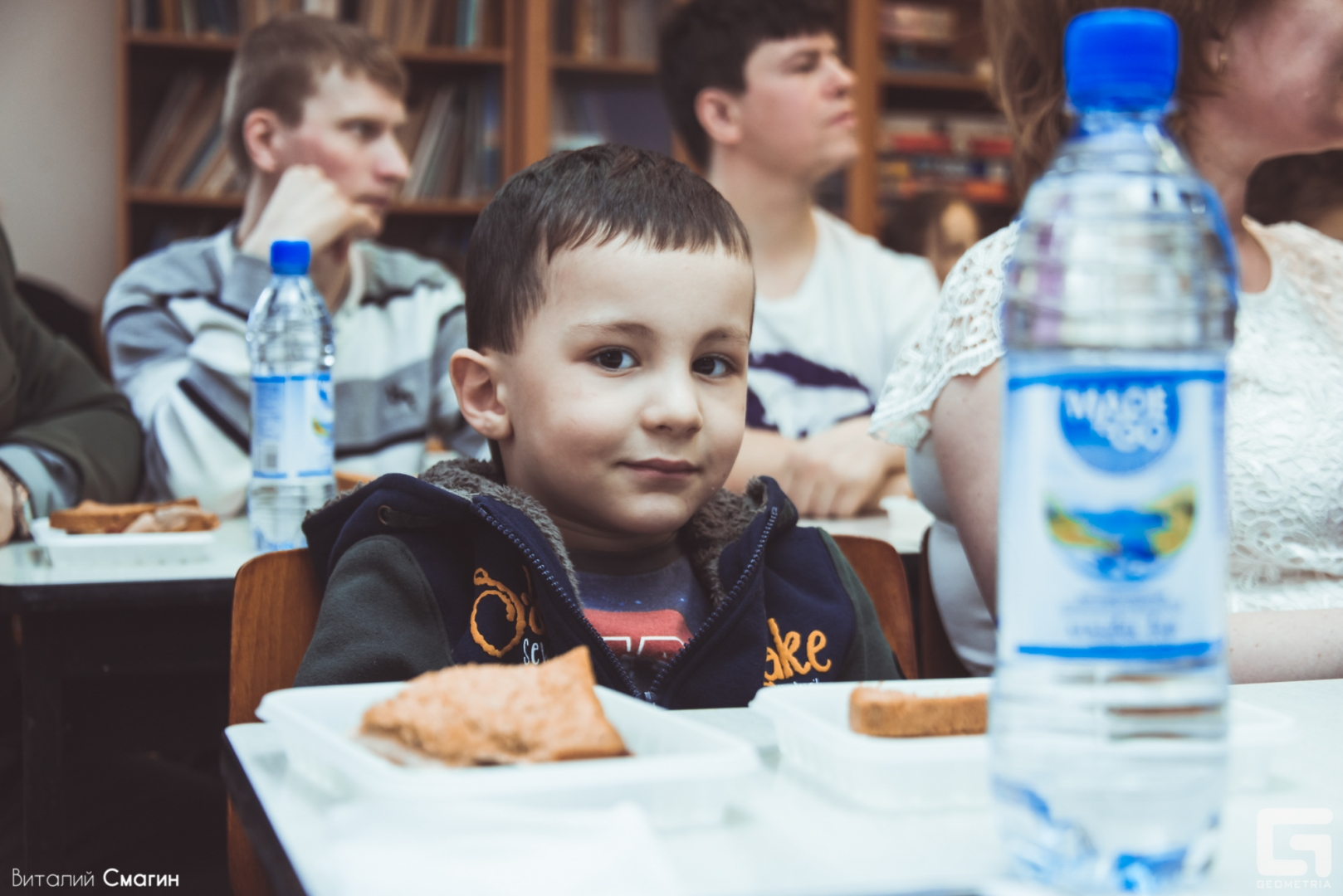 Благотворительный проект «Дети. Надежда. Statoil»
