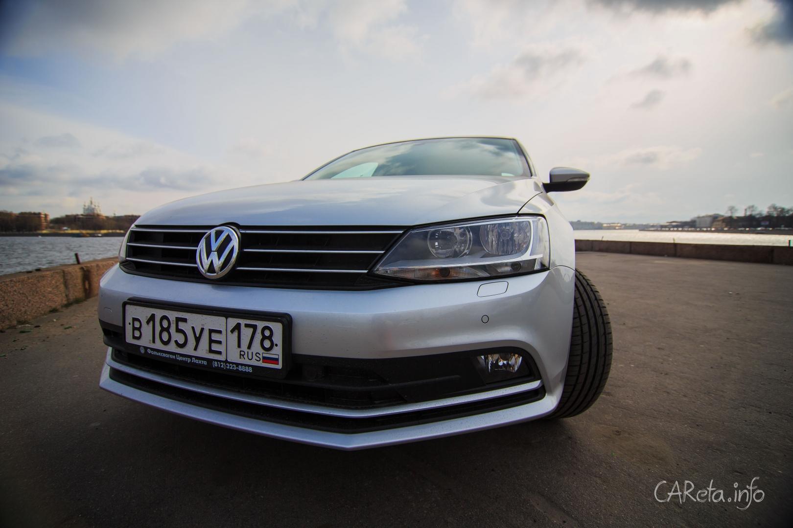 Новая Volkswagen Jetta: еще не Passat или уже не Golf?