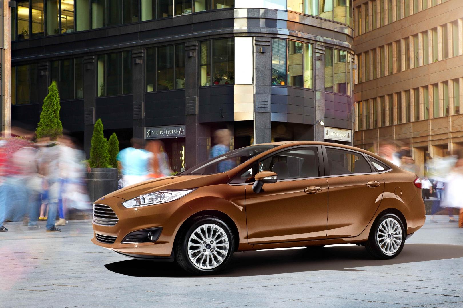 Ford Sollers продлевает действие программы утилизации!