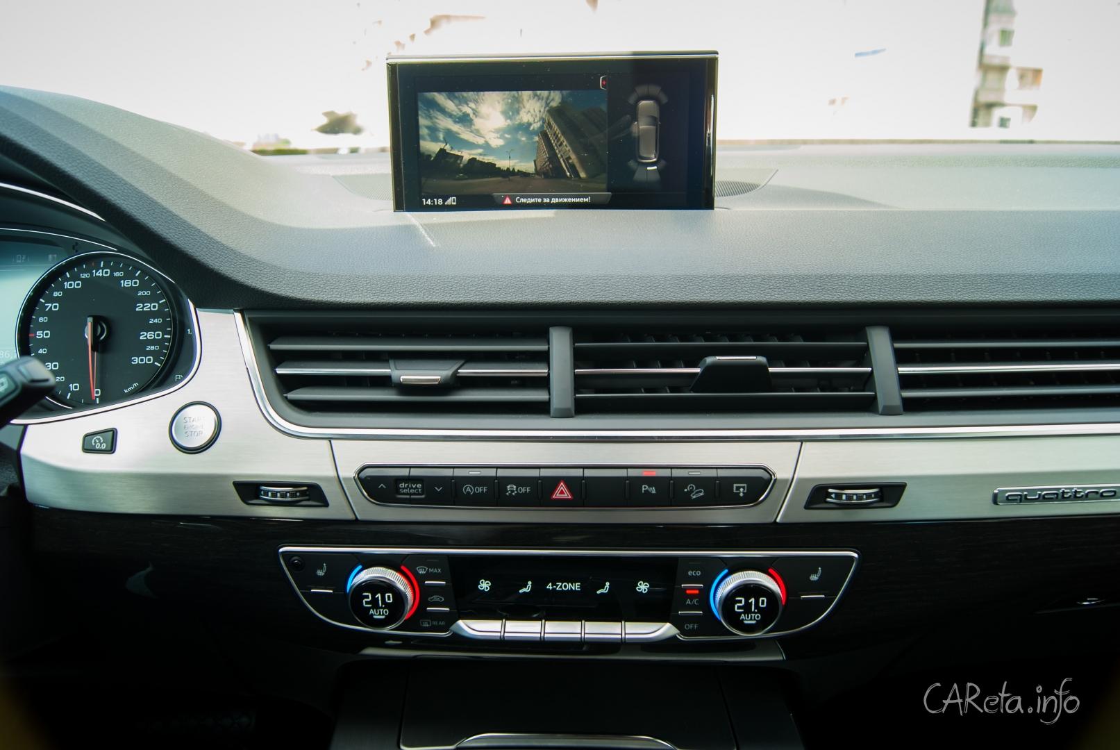 Большой и высокотехнологичный Audi Q7