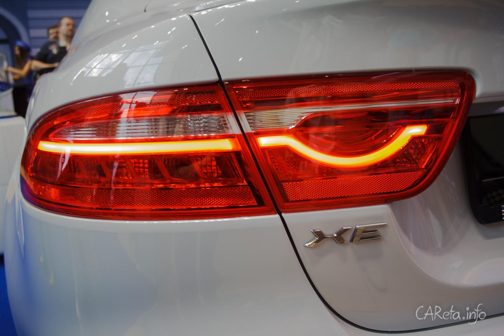 Jaguar XE: три видения одного автомобиля