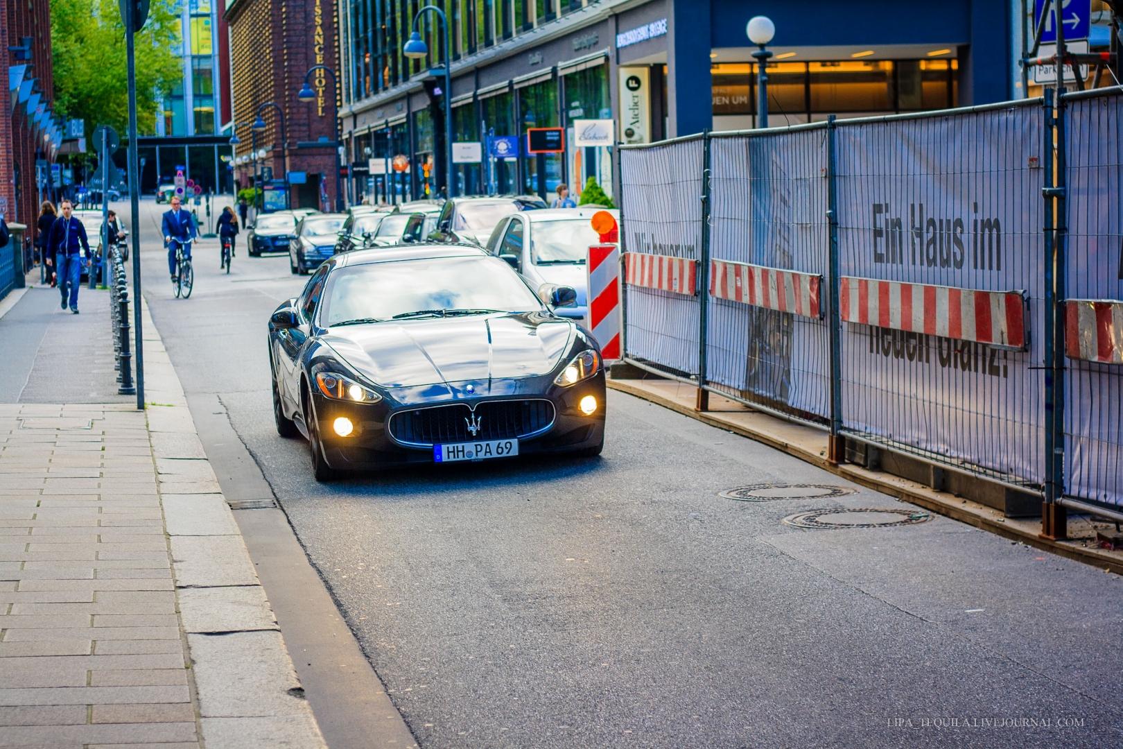 Как водят на дорогах Германии