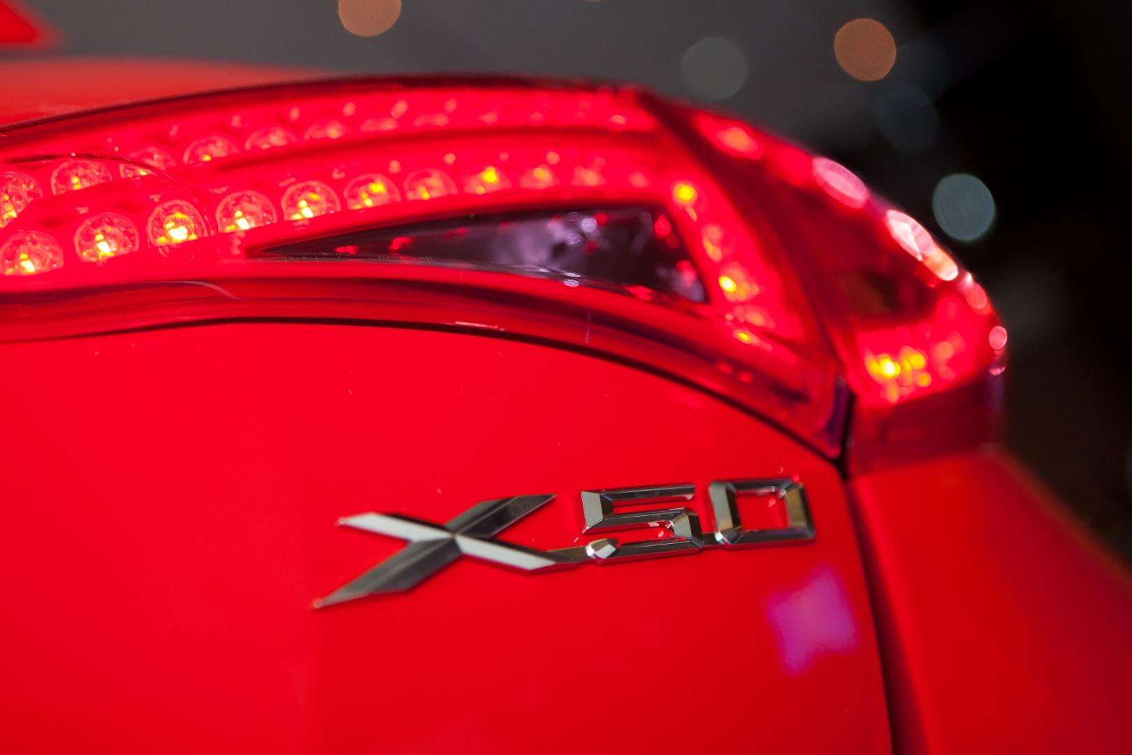 Новинка на рынке - Lifan X50