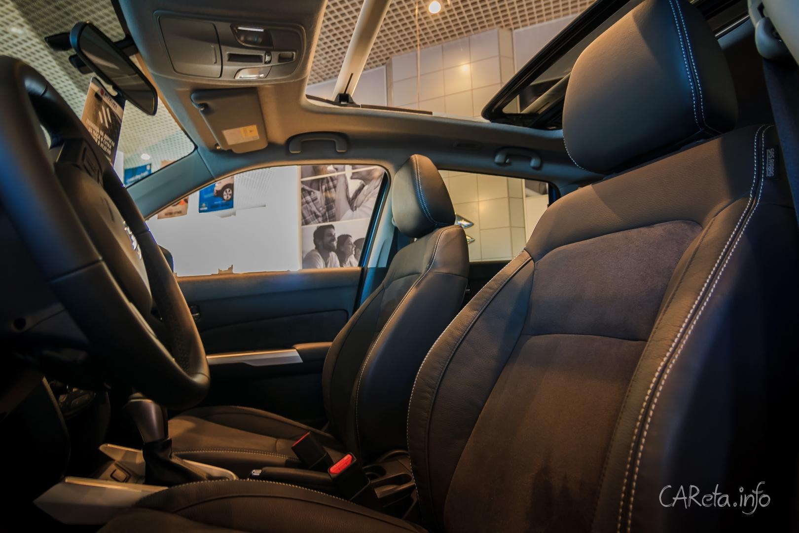Новая Suzuki Vitara. Стремление к удешевлению.