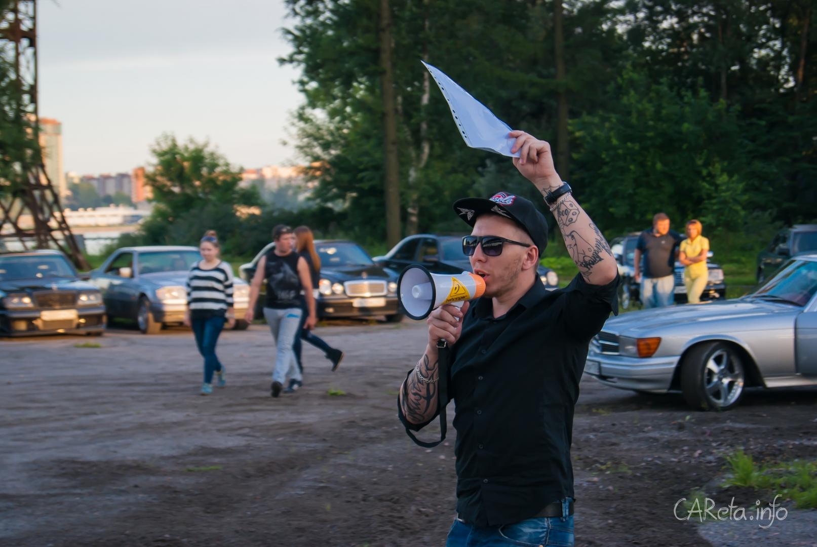 Любовь с немецким сердцем: немного о клубе The Benz Mafia