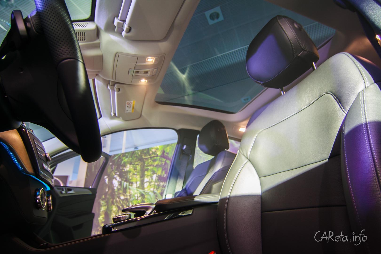Mercedes-Benz GLE: объединяя классы
