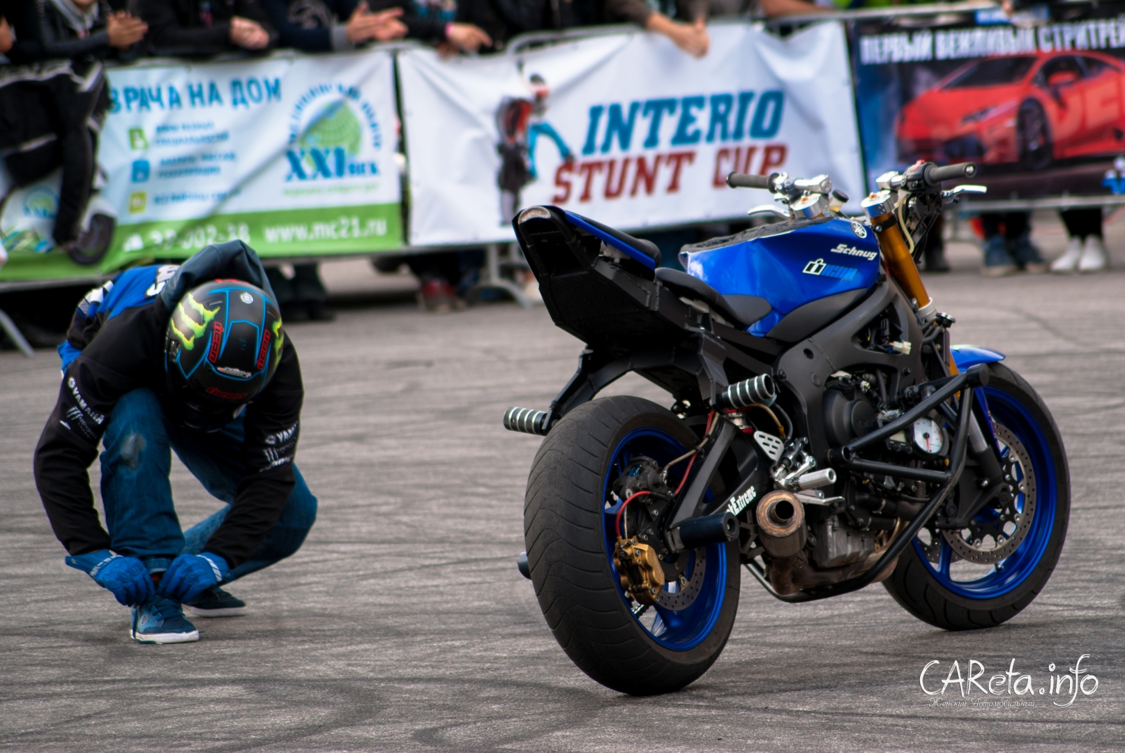 INTERIO Stunt Cup 2015 - праздник двухколесного экстрима