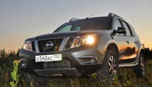 Nissan пересмотрел комплектации Terrano