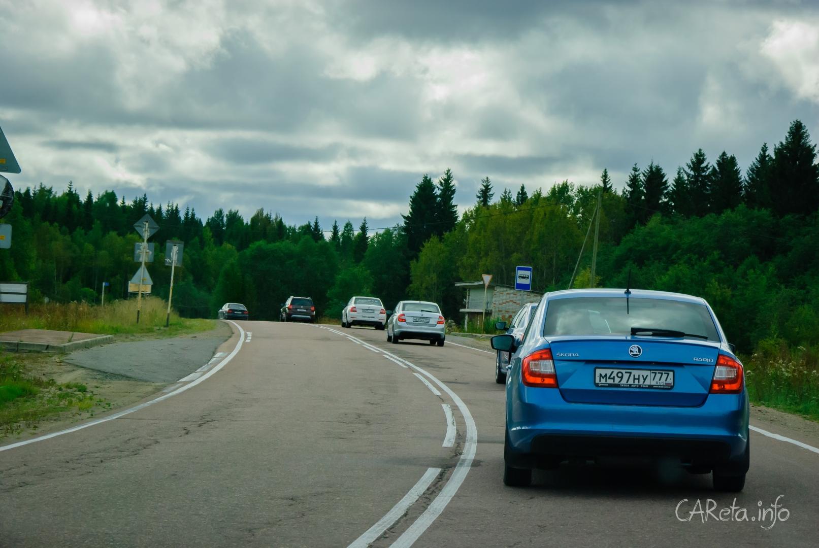 Дневник автоквеста ŠKODA в Карелии: День второй. Цель достигнута!