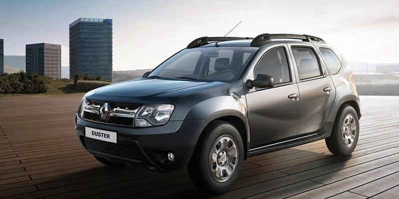 Новый Renault Duster: только факты