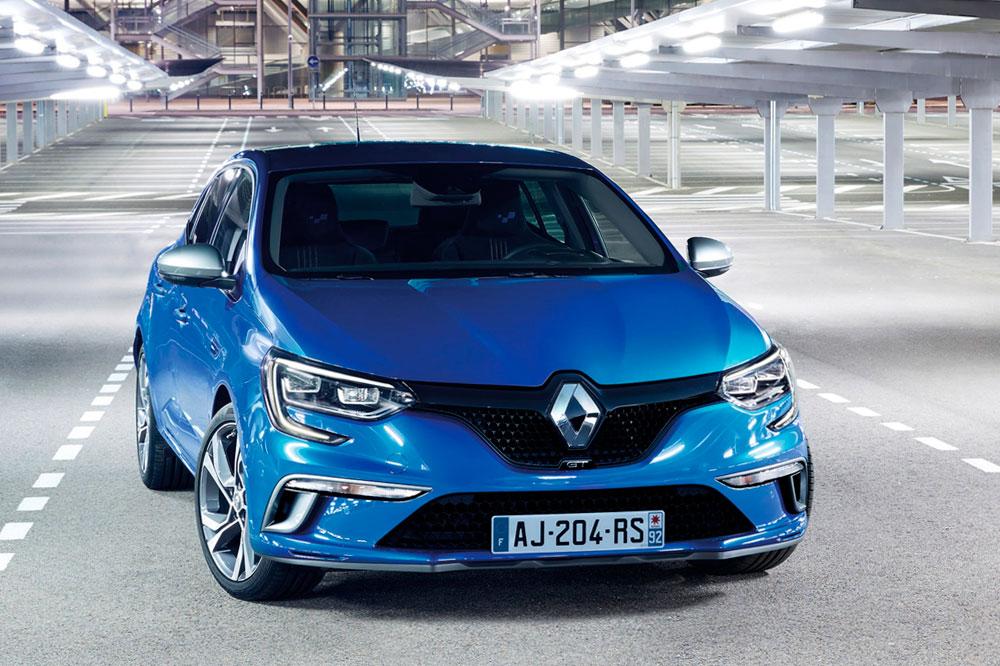 Премьера четвертого поколения Renault Megane