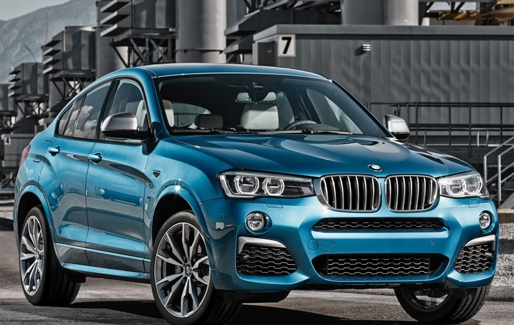 Новый «спортсмен» BMW