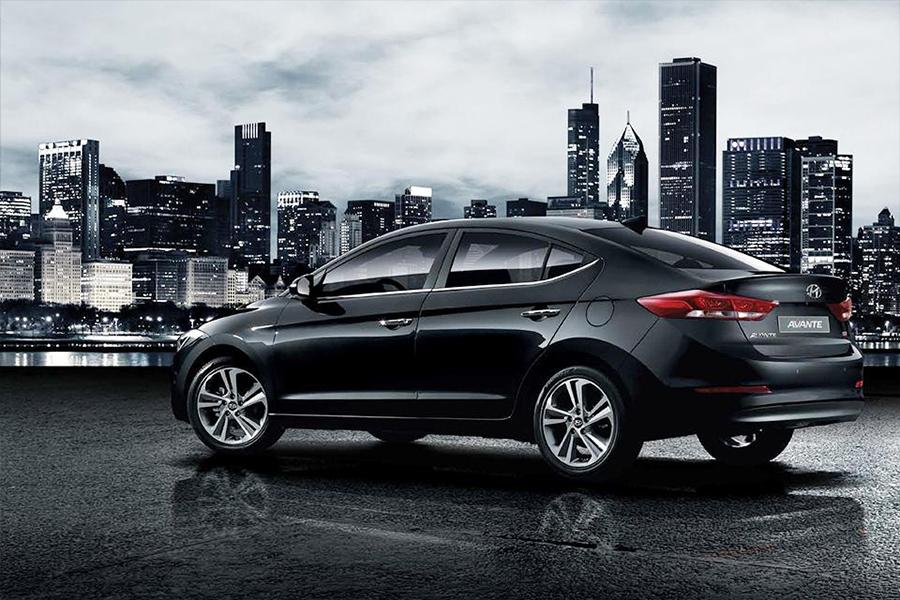 В Южной Корее представили новый Hyundai Elantra