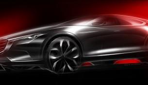 Новый концепт купе от Mazda