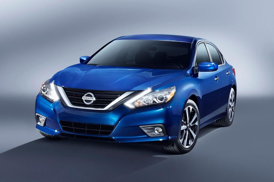 Обновленный Nissan Altima - Teana ждет!