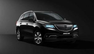 Acura MDX 2016: теперь и в России