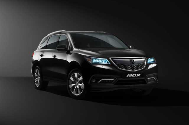 2016-Acura-MDX-front