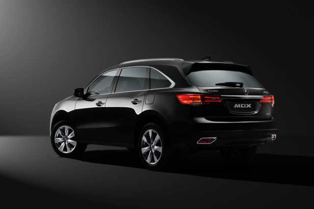 2016-Acura-MDX-rear