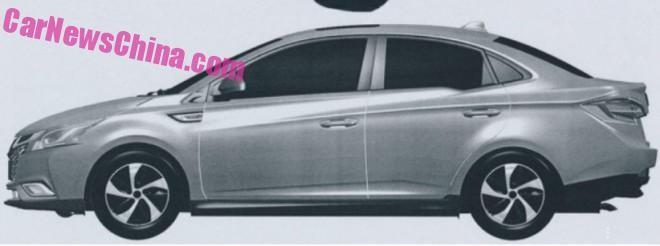 Новый Luxgen. Теперь седан