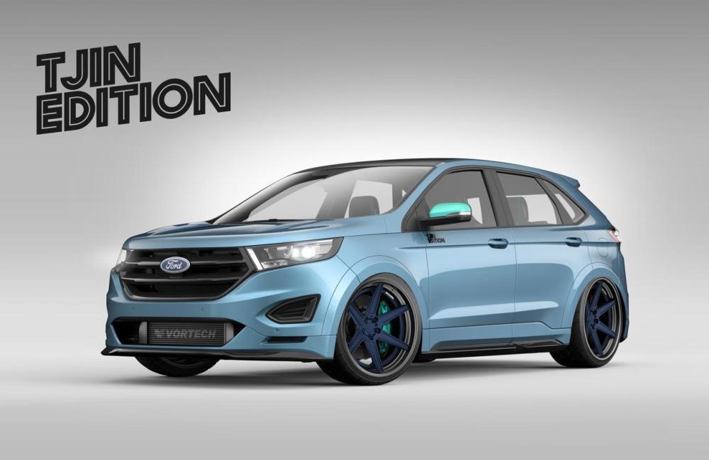 """Семь Фордов"": тюнинг-модели Ford на SEMA-2015"