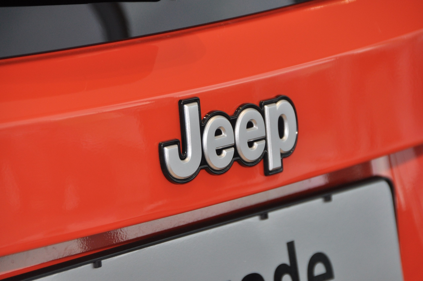 Новинка сезона - Jeep Renegade 2015